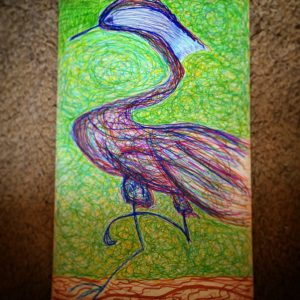 Blue Herron: Portents Of Good Things To Come